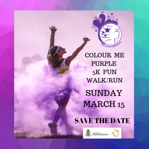 HWM Colour Me Purple 5K