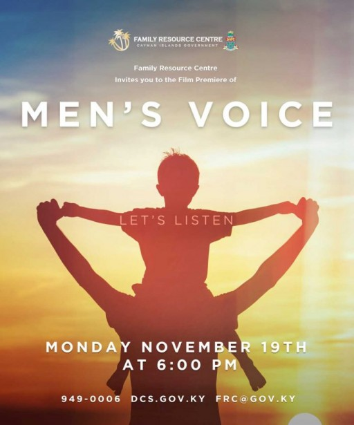 Men's Voice Documentary available for viewing on You Tube
