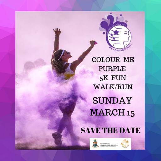 HWM Colour Me Purple 5K