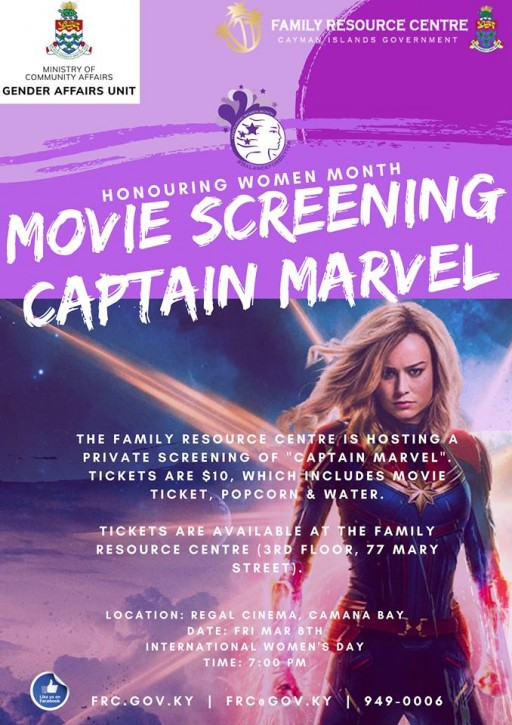 International Women's Day Movie Screening