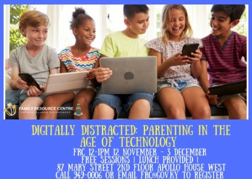 Digitally Distracted: Parenting in the Age of Technology