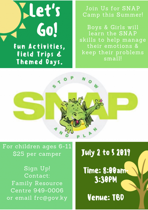 SNAP Summer Camp
